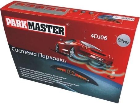 Парковочный радар ParkMaster 4-DJ-06 Silver (4 датчика)