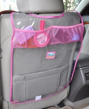 Защита сиденья PSV LittleCar (розовый)