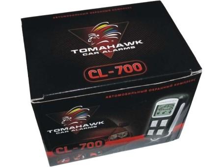 Автосигнализация Tomahawk CL-700 (без об/с)