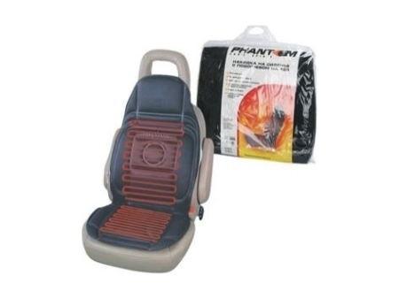 Накидка на сиденье Phantom PH2040 (12V, с подогревом)