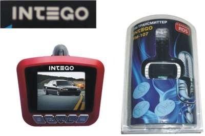 FM-трансмиттеры Intego