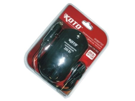 Преобразователь напряжения Koto 12V-502 (инвертор)