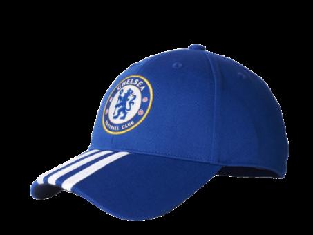 Бейсболка FC Chelsea детская 2016-17 Adidas синяя, арт.15874