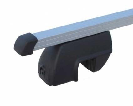 Багажная система Lux для а/м с рейлингами (130 см, металл)