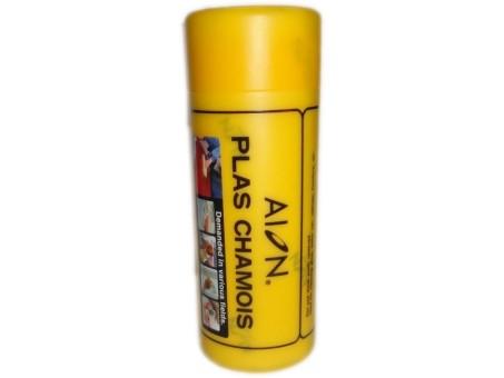 Aion CH 101 Замша искуственная (желтая, 34 x 43 см)
