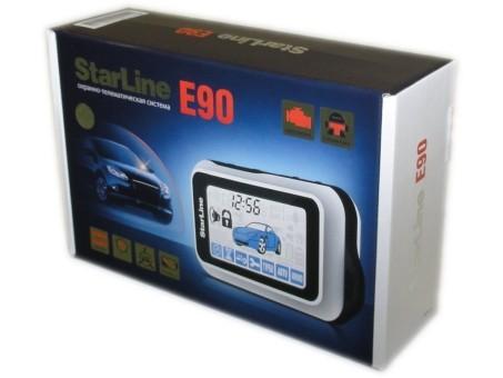 Автосигнализация StarLine E90 Dialog (а/з)