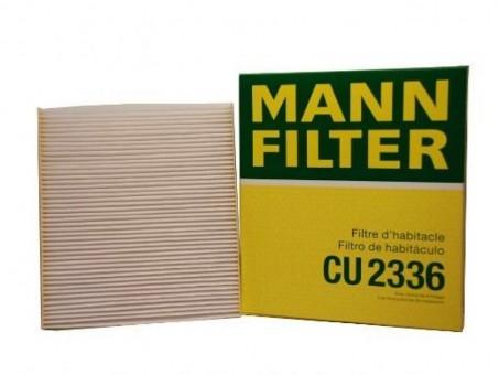 Фильтр салонный MANN-FILTER CU 2336