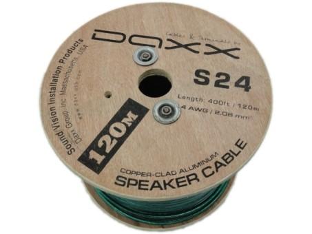 Кабель акустический Daxx S24 (14 Ga, 120 м)
