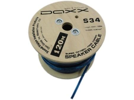 Кабель акустический Daxx S34 (14 Ga, 120 м)