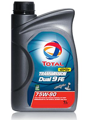 Масло трансмиссионное Total Transmision Dual 9 FE 75w90 (1 л)