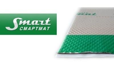 Шумовиброизоляция Smart Mat