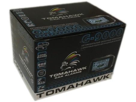 Автосигнализация Tomahawk G-9000 Dialog (а/з)
