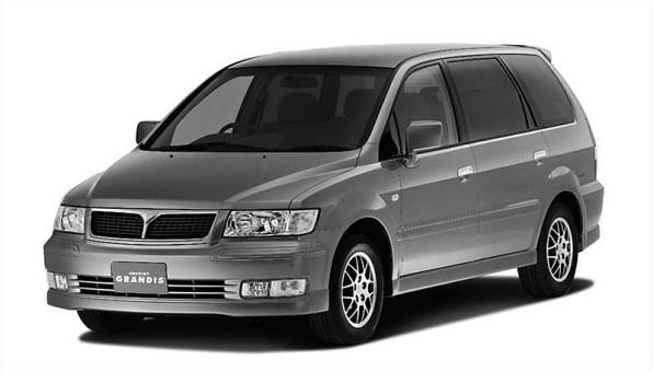 Mitsubishi Chariot Grandis (1997–2002)