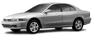 Mitsubishi Galant VIII (1996–2003)