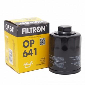 Фильтр масляный Filtron OP 641 (W 712/52)