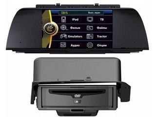 Головное устройство BMW 5 - Intro CHR-3247