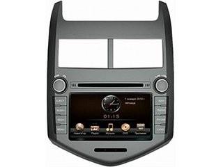 Головное устройство Chevrolet Aveo - Intro CHR-3117