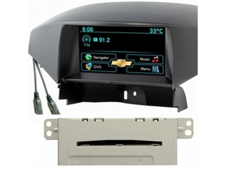 Головное устройство Chevrolet Orlando - Intro CHR-3121