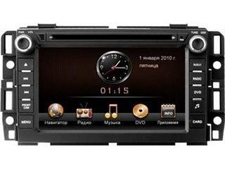Головное устройство Chevrolet Tahoe - Intro CHR-3192