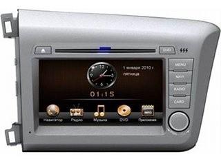 Головное устройство Honda Civic 4D - INTRO CHR-3612CV