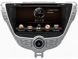 Головное устройство Hyundai Elantra - Intro CHR-2431