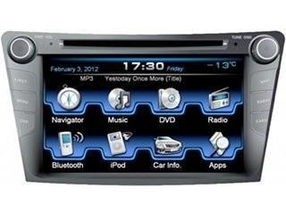 Головное устройство Hyundai i40 - Intro CHR-2494