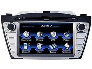 Головное устройство Hyundai ix35 - Intro CHR-2491