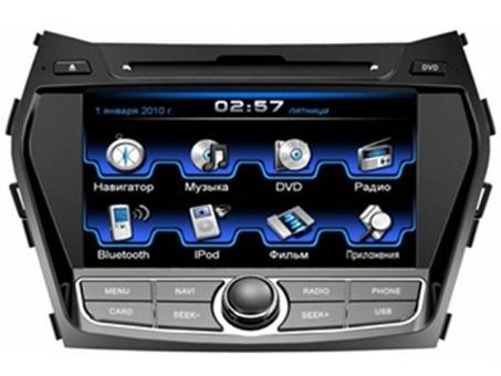 Головное устройство Hyundai Santa Fe III - Intro CHR-2492SF