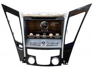 Головное устройство Hyundai Sonata - Intro CHR-2415