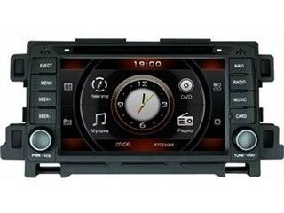 Головное устройство Mazda CX-5 - Incar CHR-4655 M5