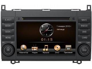 Головное устройство Mercedes  A, B класс - Intro CHR-1510