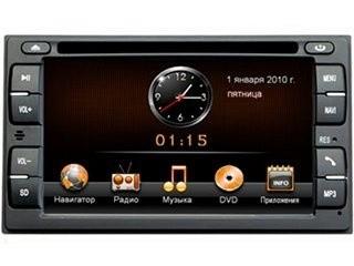 Головное устройство Nissan Universal - Intro CHR-6296 U