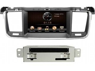 Головное устройство Peugeot 508 - Intro CHR-2358