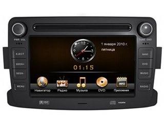 Головное устройство Renault Duster - Intro CHR-1414