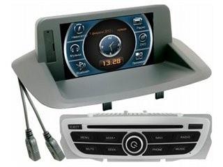 Головное устройство Renault Fluence - Intro CHR-1412