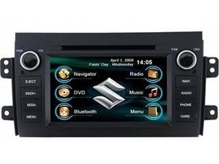Головное устройство Suzuki SX4 - Intro CHR-0750