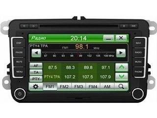 Головное устройство VW Golf V - Intro CHR-8676