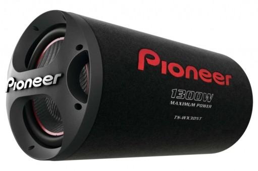 Сабвуфер Pioneer TS-WX305T (350 Вт, труба)