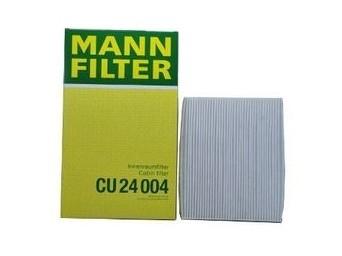 Фильтр салонный MANN-FILTER CU 24 004