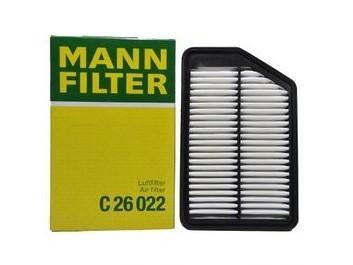 Фильтр воздушный MANN-FILTER C 26 022