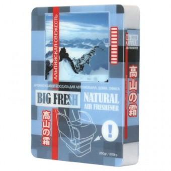 Ароматизатор Big Fresh BF-18 (альпийская свежесть)