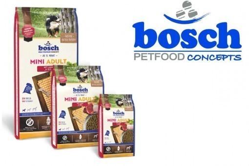 Сухие корма для собак Bosch