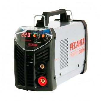 Сварочный аппарат инверторный Ресанта САИ 220ПН