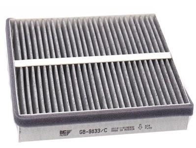 Фильтр салонный Big Filter GB-9833C (CUK 21 006) угольный