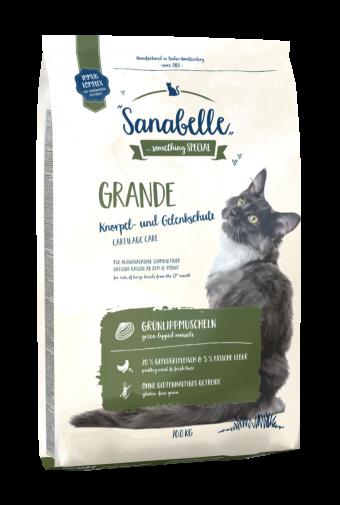 Сухой корм для кошек Sanabelle Grande NEW, 10 кг