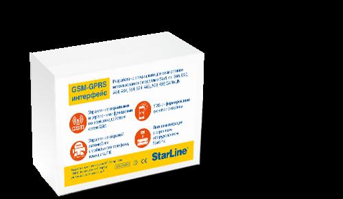 Модуль Starline GSM Мастер 5