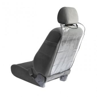 Защитная накидка на спинку сиденья Torso (прозрачная, 62х47 см)