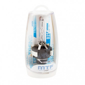 Ксеноновая лампа MTF D2S 5000K