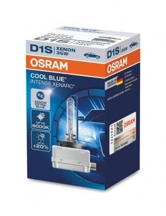 Ксеноновая лампа Osram D1S Xenarc Cool Blue Intense 6000K