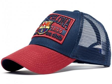 Бейсболка FC Barcelona, р.55-58, арт.107721
